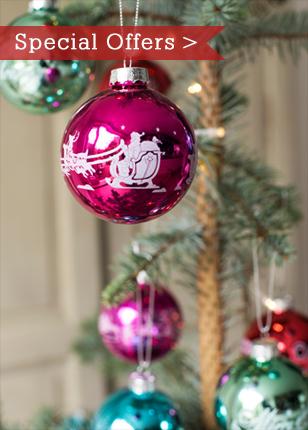 christmas baubles special offers